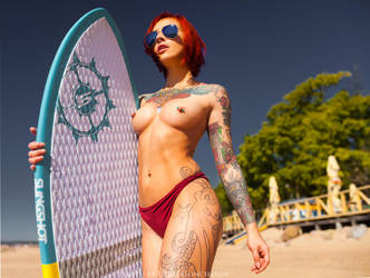surfing by DenisGoncharov