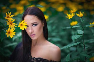 Flower by DenisGoncharov