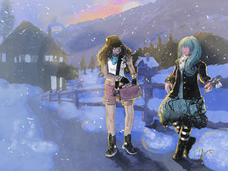 Winter-Contest by Karithina