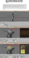 Multiple UV Layers Tutorial by carbint