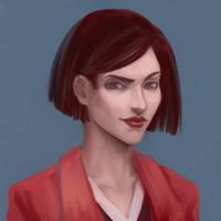 Jane Lane by AlicePsh
