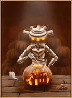 Pumpkin Carver A7281J by JulieFairhurst