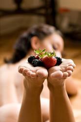 I like berries. by JonMann