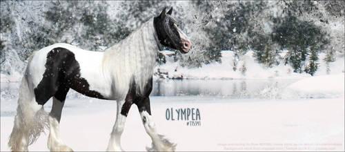 Olympea by HorseOfBlackestNight