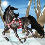 Advent Calendar 2018 Tag 1 by HorseOfBlackestNight