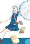 [Project] Aselia Valeraine -Flowers of Magic by KeitaUmihara