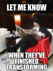 Tuxedo Mask Meme by BillyBootyBooze