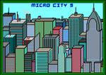 Micro City 3 by Ash243x