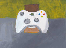 Xbox Controller by Ash243x