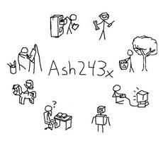 Ash243x by Ash243x