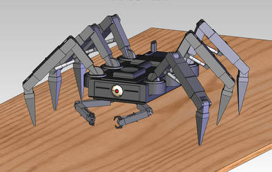 Spider Mech 4.0 by Ash243x
