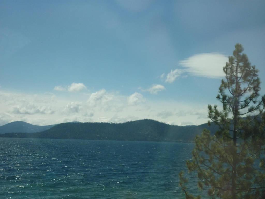 Beautiful Lake Tahoe by Maebry