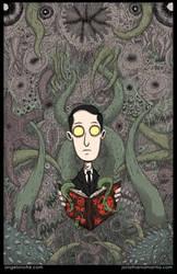 Lovecraft by drwestlake