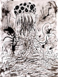 Nightmare 2 by drwestlake