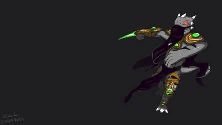 Raka's Cosplay - Zeratul from Starcraft 2 by Eternal-Lynx