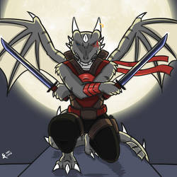 Ninja Style! by Eternal-Lynx
