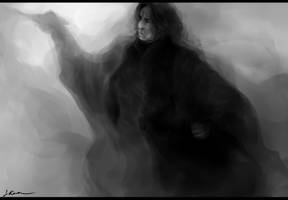 Severus Snape by AlexiusSana