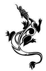 Dragon Tattoo by Ayce78