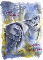 Play Dead or Stay Dead by LinnScarlett