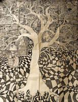 The Apathy Tree by ex-favilla