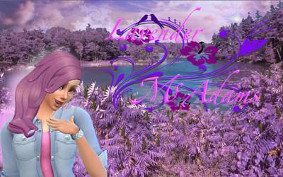 Lavender McAdams by Ra-Ishtar