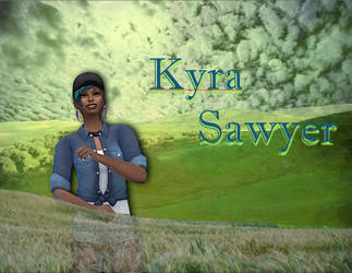 Kyra Sawyer by Ra-Ishtar