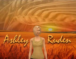 Ashley Ruden by Ra-Ishtar