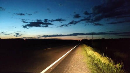 Evening ride by Ra-Ishtar