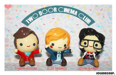 I LOVELOVE TWO DOOR CINEMA CLUB by JollenelovesPhoenix