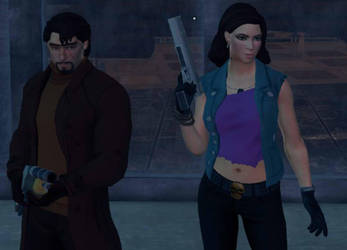 Saints row 3 screenshot1 by KPssenkrad