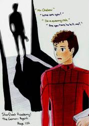 Starfleet Academy 3 by Haycle