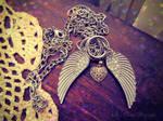 Let Love Fly II by Kiwi-chu