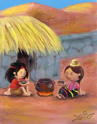 El Juego de las Habas 7 by Gaiquel