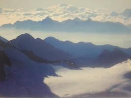 Snowy Mountain by warpspawn87