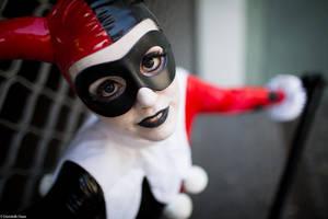 Harley Quinn by Hasengott