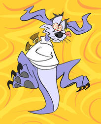 Ripper Roo by WhackPotoroo