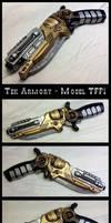 Tek Armory - Model TFP1 by CaelynTek