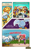 LoL Comic contest by Musettethecat