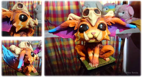 Little Gnar :3 by Musettethecat