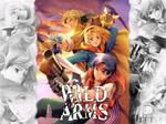 Wild Arms AC: F Wallpaper by ZakkVanBurace