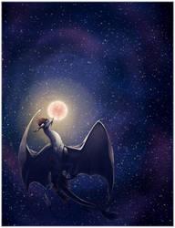 Hijo de la luna by NicoleSt
