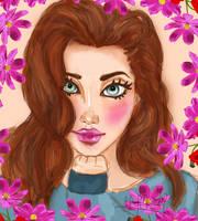 Portrait by SilviaMS