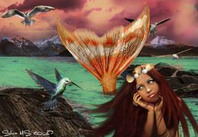 Enchanted Mermaid by SilviaMS