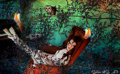 In my Dreams by SilviaMS