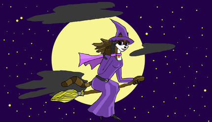 Happy Halloween 2007 by SpikyhairdVash