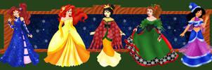 A Royal Disney Holiday by Paola-Tosca