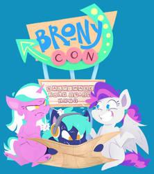 Bronycon Sponsor Design by midnightpremiere