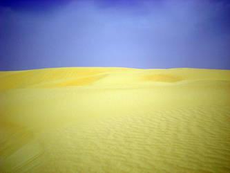 Sahara III by Sadboy-Elchicotriste
