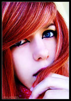 If I were red haired... by chupa-chups-life