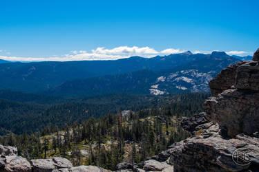 Mountain Cloud, Mountain Forest, Mountain Peak by Hfar
